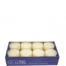 Tealight Maxi, diameter 54mm, 16 pieces in tray